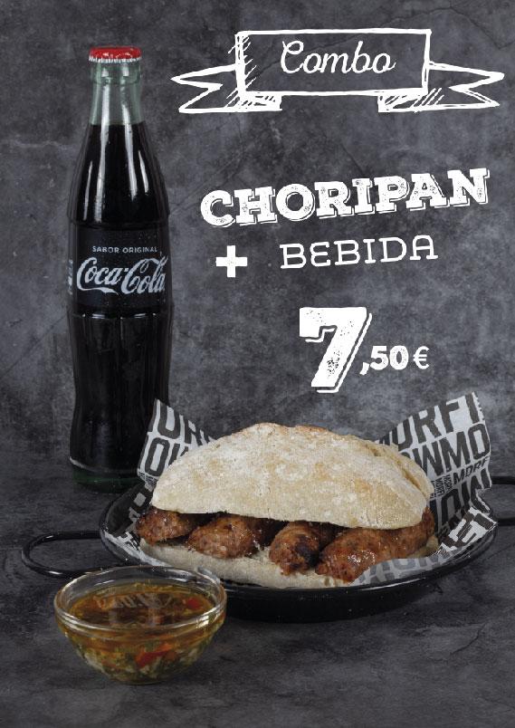 Combo-Choripan