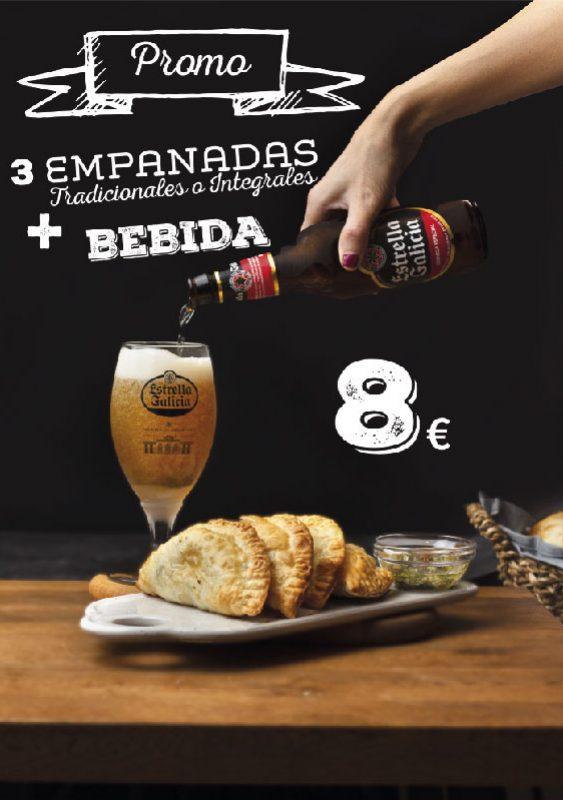 Combo-Empanadas
